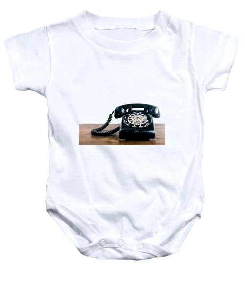Call Me Let's Do Work. Baby Onesie