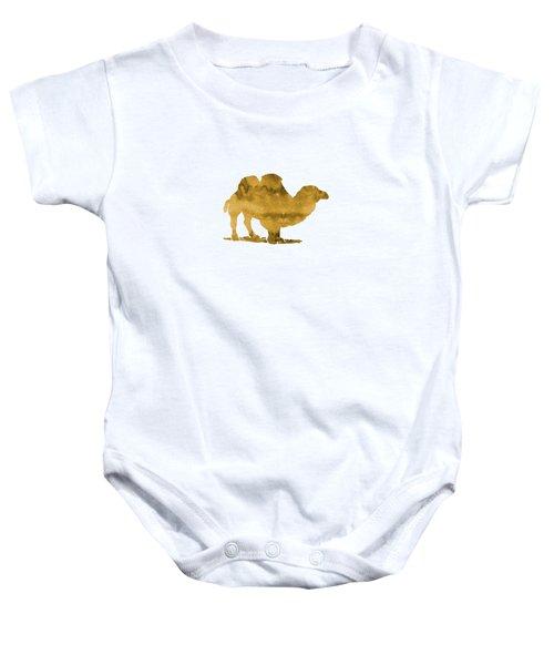 Camel Baby Onesie