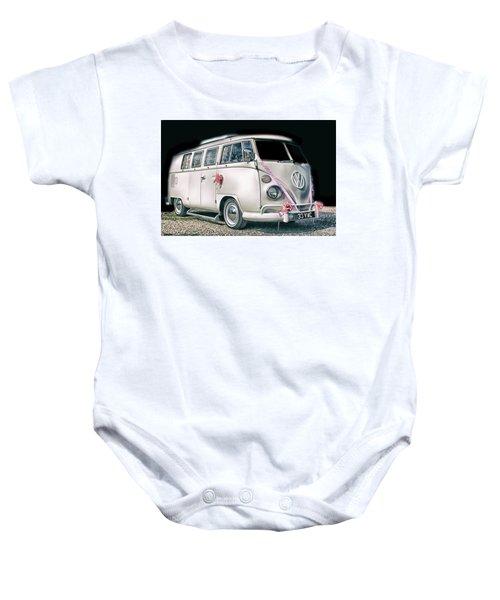 Campervan Baby Onesie