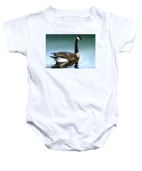 Canada Goose II Baby Onesie