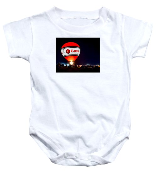 Canon - See Impossible - Hot Air Balloon Baby Onesie