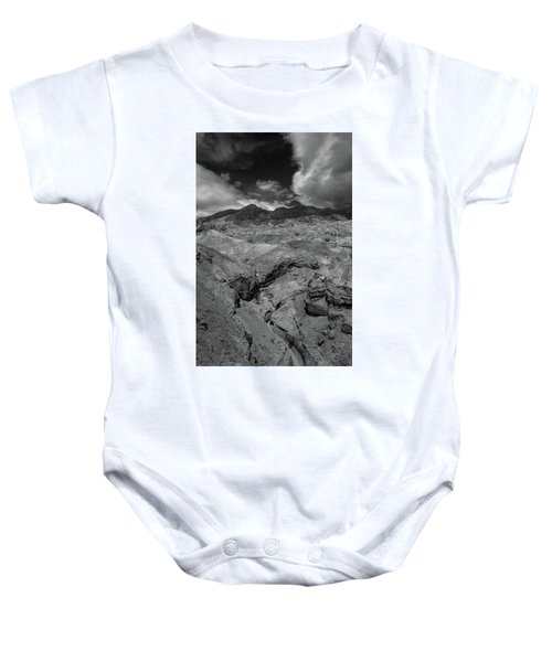 Canyon Relief Baby Onesie