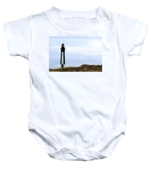 Cape Henry Lighthouse Baby Onesie