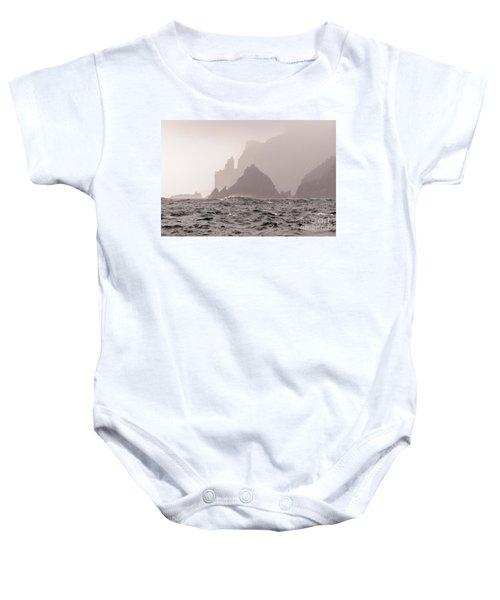 Cape Raoul Baby Onesie