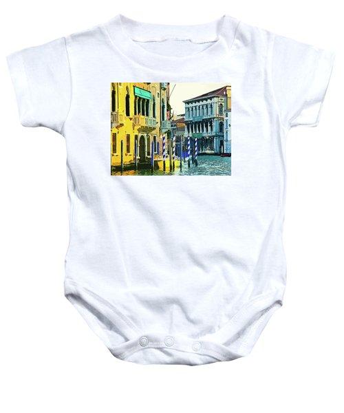 Ca'rezzonico Museum Baby Onesie