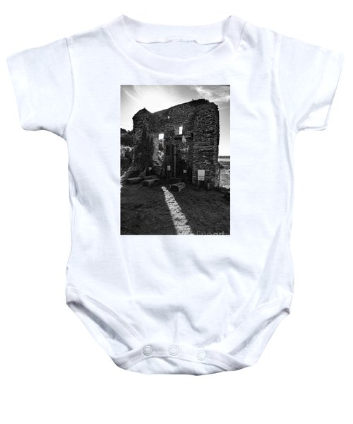 Photographs Of Cornwall Carnon Mine Baby Onesie