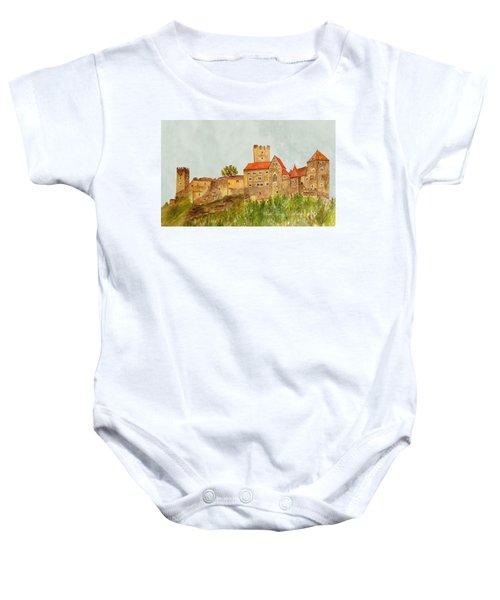 Castle Hardegg Baby Onesie