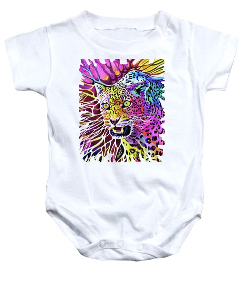 Cat Beauty Baby Onesie