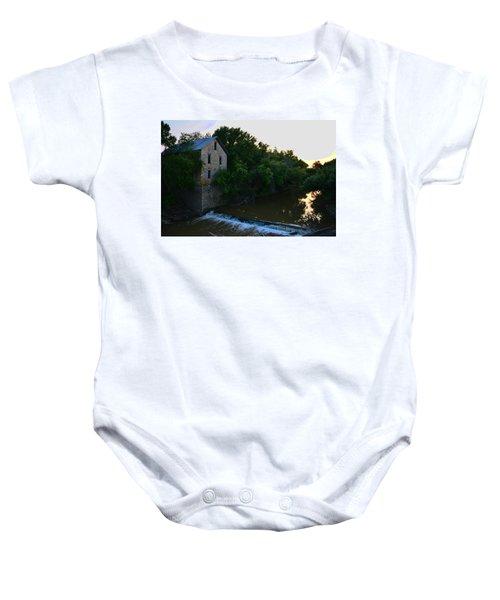 Cedar Point Mill Baby Onesie