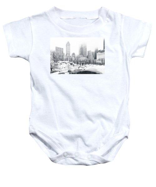 Central Park Baby Onesie