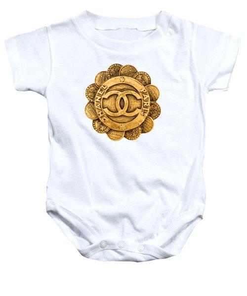 Chanel Jewelry-2 Baby Onesie
