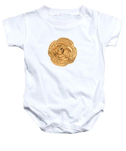 Chanel Jewelry-7 Baby Onesie
