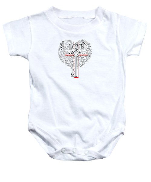Change, My Heart Lord Baby Onesie