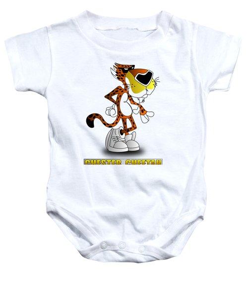 Chester Cheetah Baby Onesie