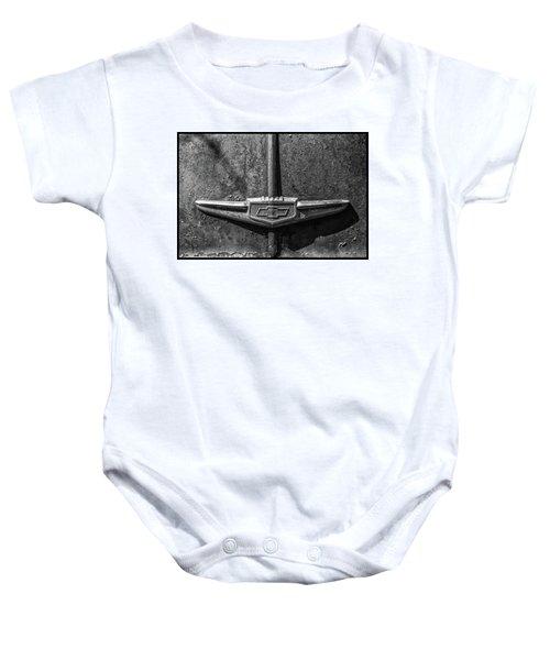 Chevy Emblem-4240 Baby Onesie