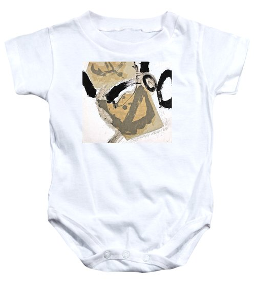 Chine Colle Baby Onesie