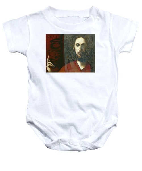 Christ You Know It Ain't Easy  Baby Onesie