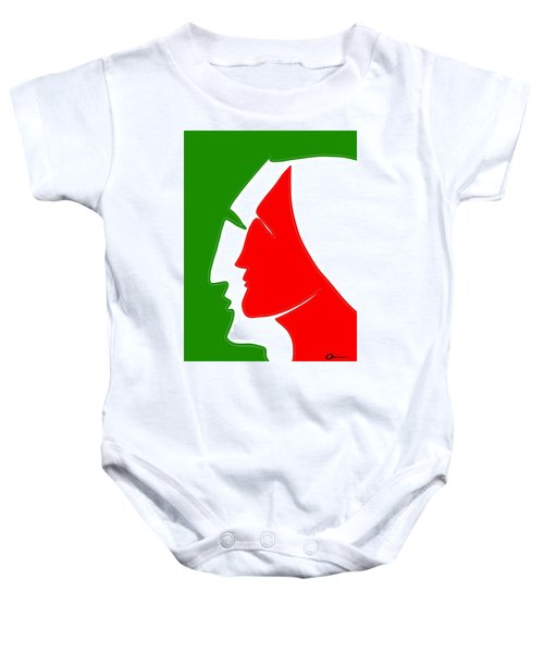 Christmas Together 2 Baby Onesie