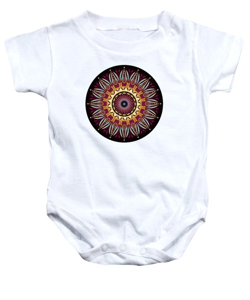 Circularium No 2639 Baby Onesie