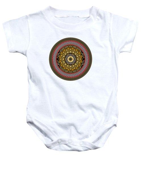 Circularium No. 2644 Baby Onesie