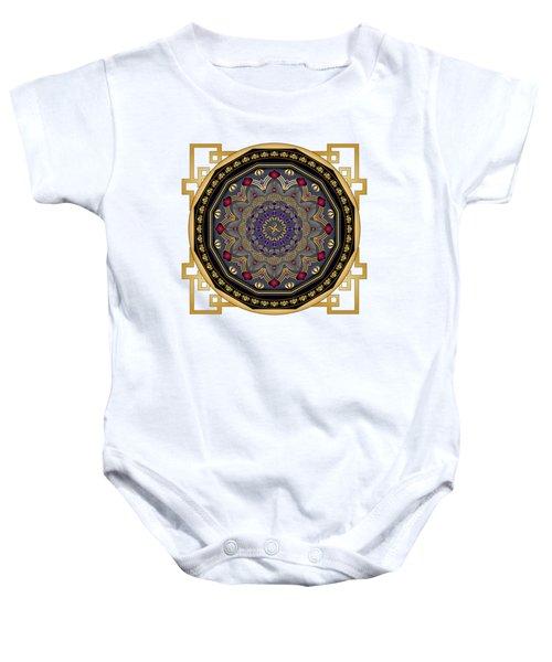 Circularium No 2652 Baby Onesie