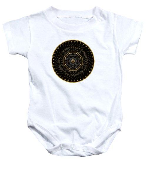 Circularium No 2713 Baby Onesie