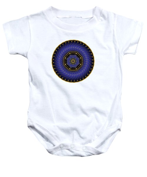 Circularium No 2714 Baby Onesie
