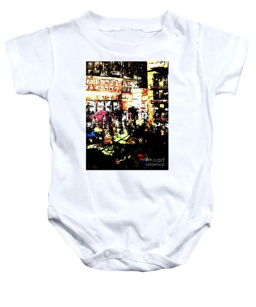 City Stroll Baby Onesie