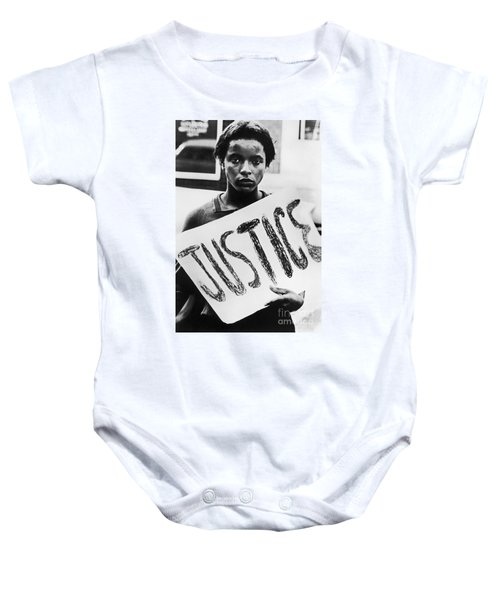 Civil Rights, 1961 Baby Onesie