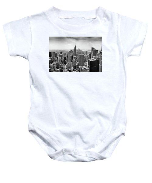 Classic New York  Baby Onesie