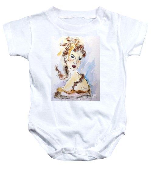 Cleopatra Baby Onesie