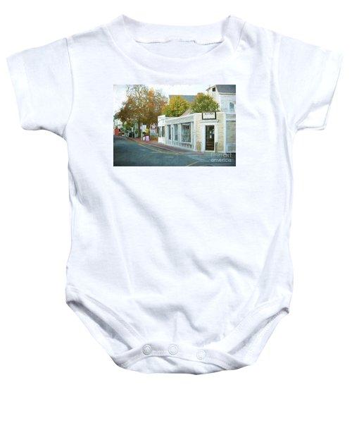 Commercial St. #2 Baby Onesie