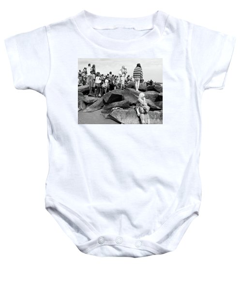 Coney Island, New York  #234972 Baby Onesie