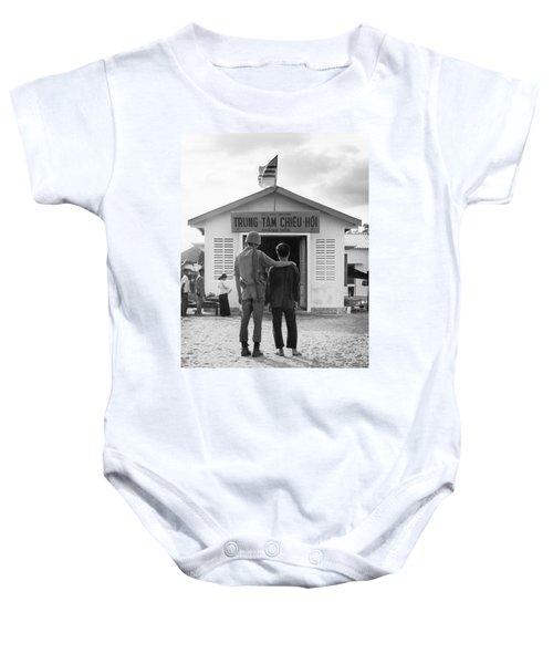Converted Viet Cong Baby Onesie