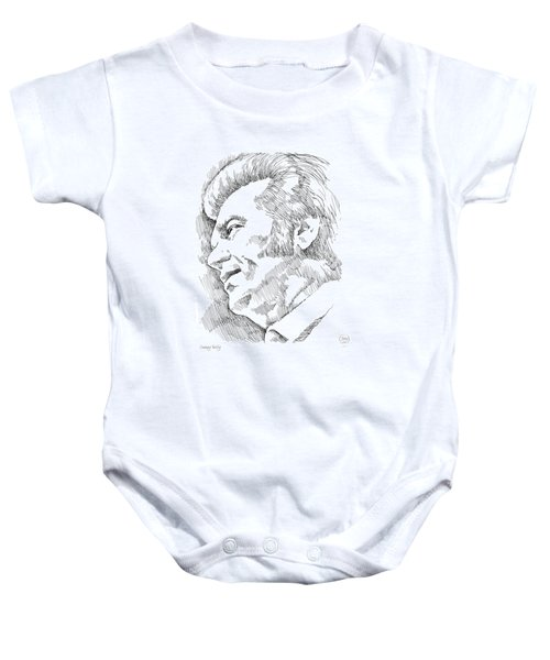 Conway Twitty Baby Onesie