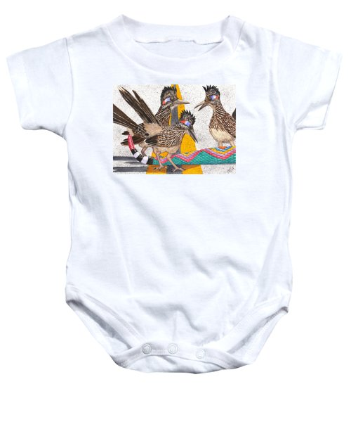 Coontail Baby Onesie