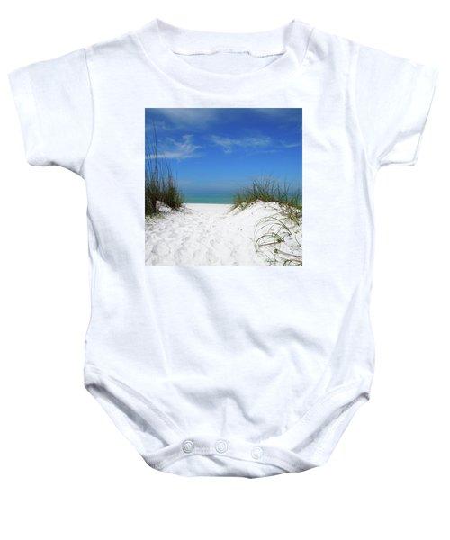 Coquina Dunes Baby Onesie