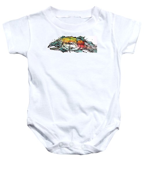 Cornelius The Cutty Baby Onesie