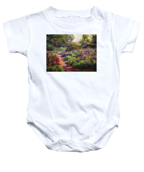 Countryside Gardens Baby Onesie