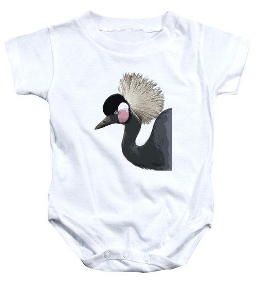 Crane Baby Onesie