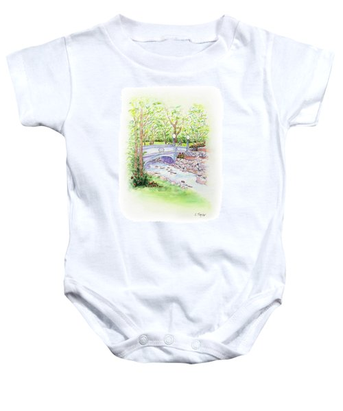 Creekside Baby Onesie