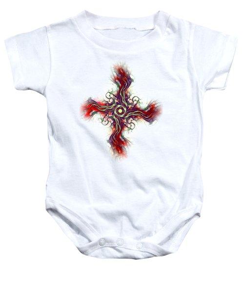 Cross Of Nature Baby Onesie