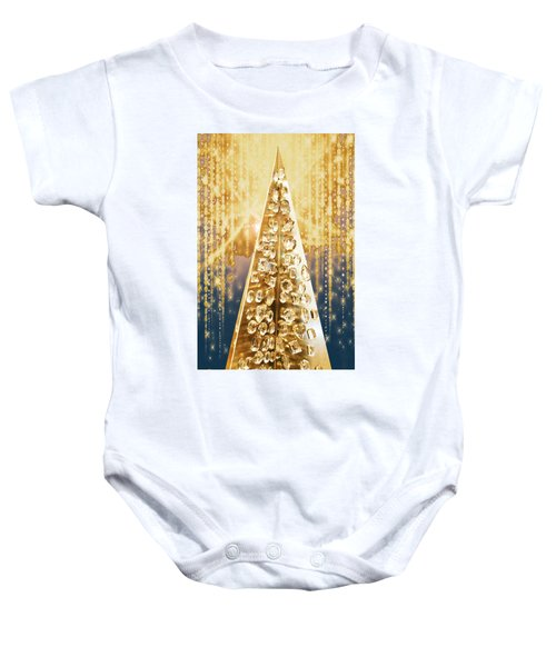 Crystal Tree Baby Onesie