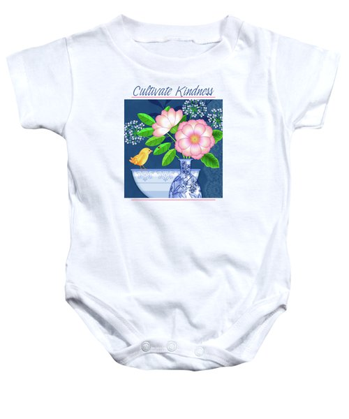Cultivate Kindness Baby Onesie