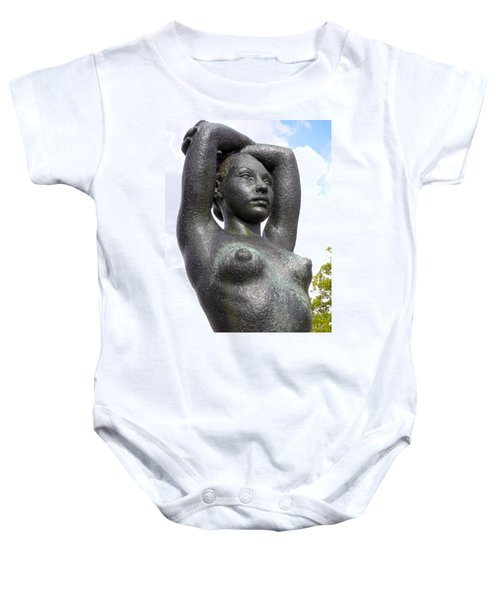 D'a-lai By Cash Baby Onesie