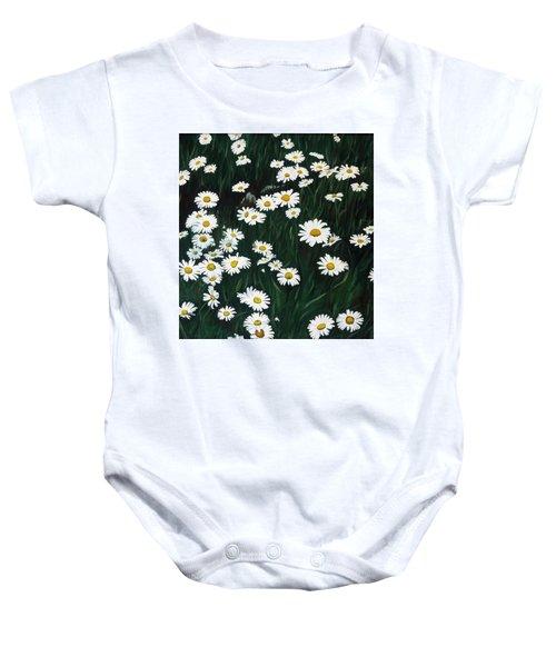 Daisy Bouquet Baby Onesie