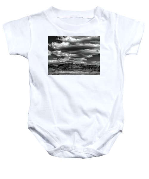Dark Days Baby Onesie