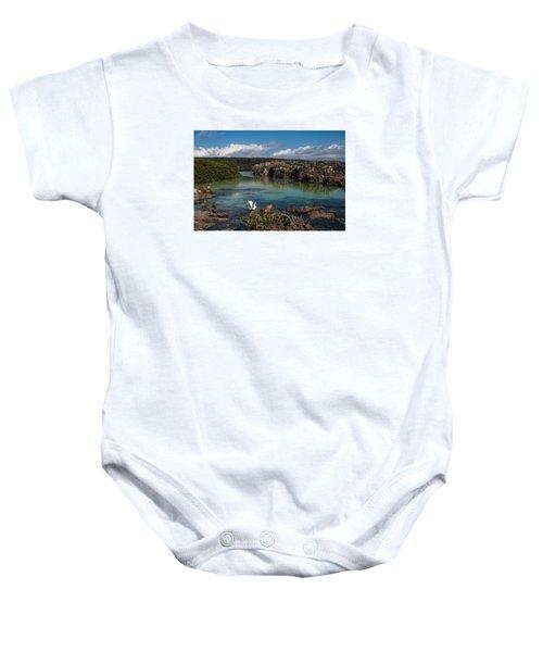 Darwin Bay     Genovesa Island      Galapagos Islands Baby Onesie