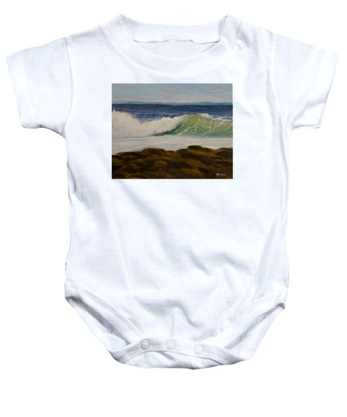 Day After The Storm Baby Onesie