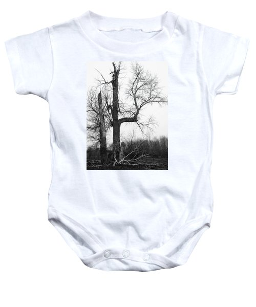 Dead Tree Ten Mile Creek Baby Onesie